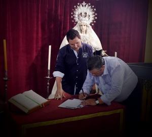 Firma BM de la Estrella de Córdoba