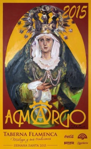 Cartel Taberna Amargo