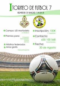 I Torneo Fútbol 7 Humildad y Paciencia