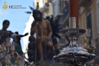 Stmo Cristo de la Humildad y Paciencia. Fotografía Juan de la Chica